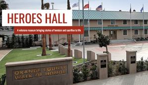 Heroes Hall Costa Mesa