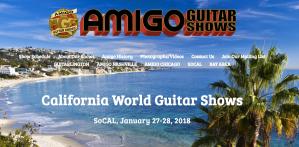 Socal world guitar show 2018 costa mesa