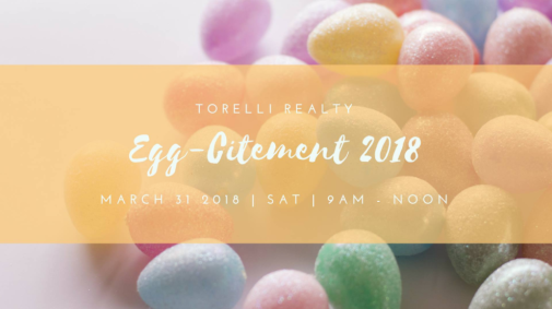 Torelli Realty Egg-Citement 2018