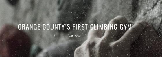 indoor rock climbing costa mesa