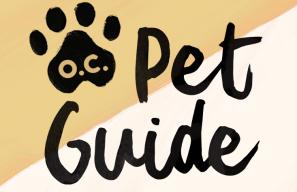 OC pet guide costa mesa