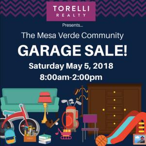 Torelli Realty Annual Garage Sale Costa Mesa