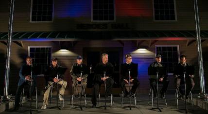 Veterans Storytelling OC Fair
