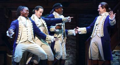 Hamilton musical costa mesa