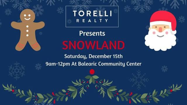 Torelli Realty Snowland 2018