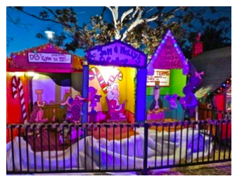 Snoopy House costa mesa