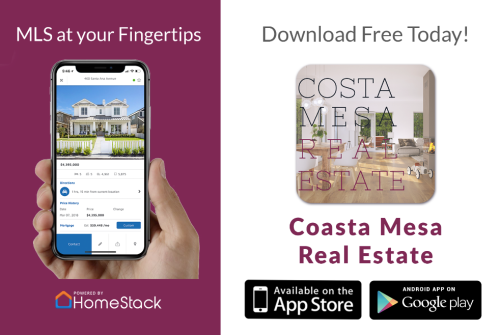 moving to Costa Mesa app