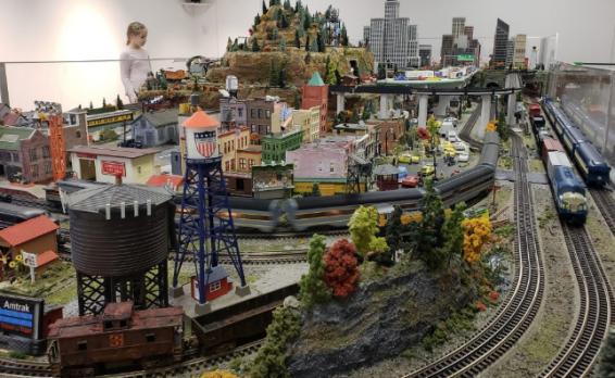The Great Train Show Costa Mesa